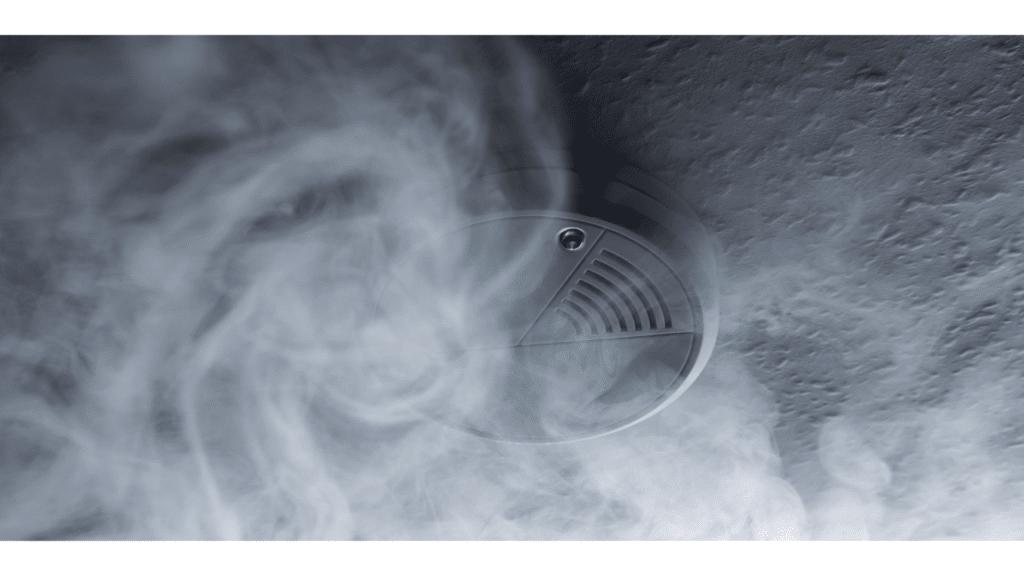 détecteur de fumée qui bip