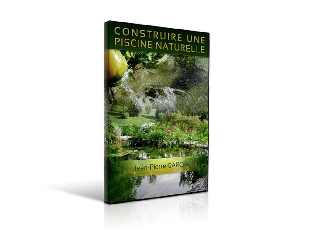 livre construire piscine naturelle soi-même